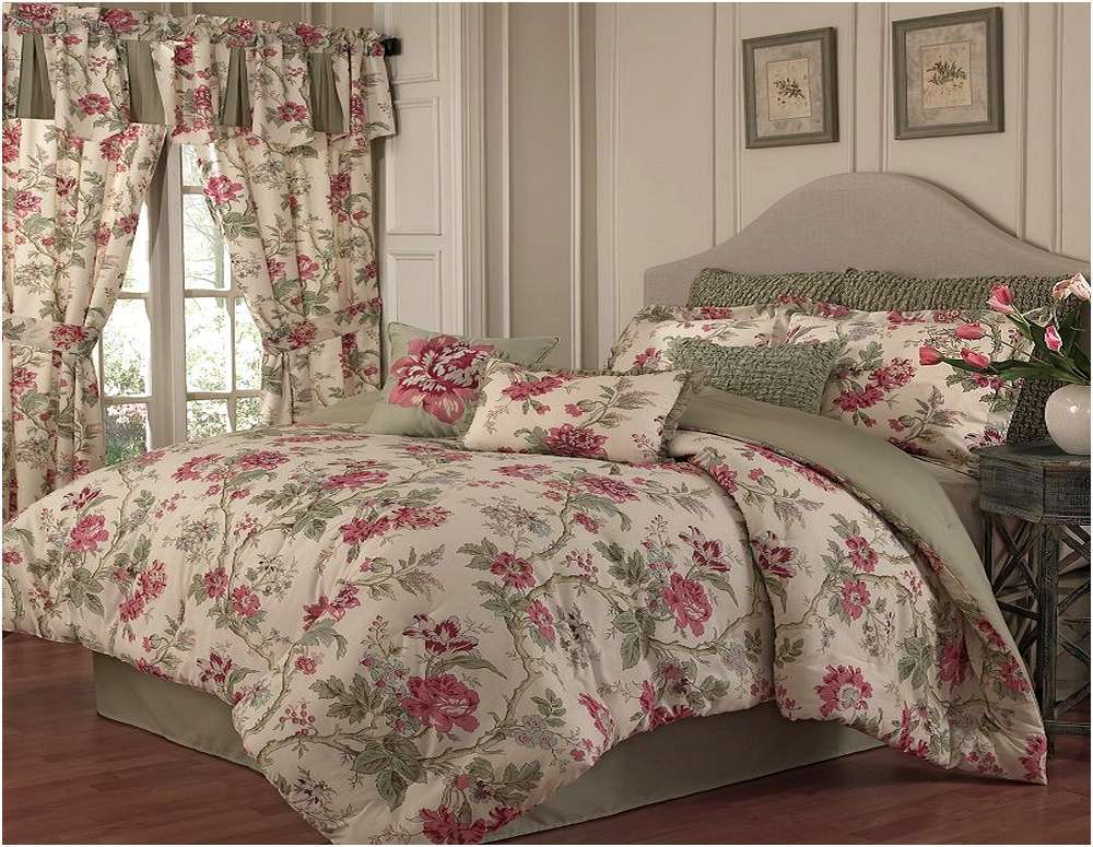 Waverly Comforter Sets King