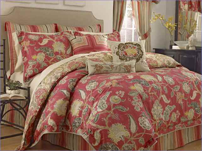 Waverly Comforter Sets Queen