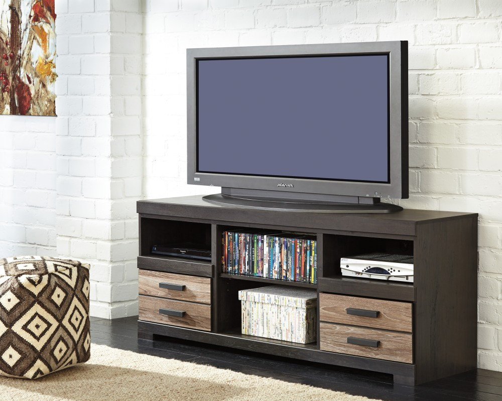 Weathered Gray Tv Stand