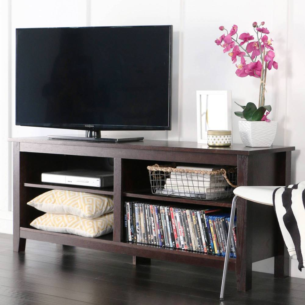 Whalen 3 In 1 Tv Stand For Tvs Up To 60