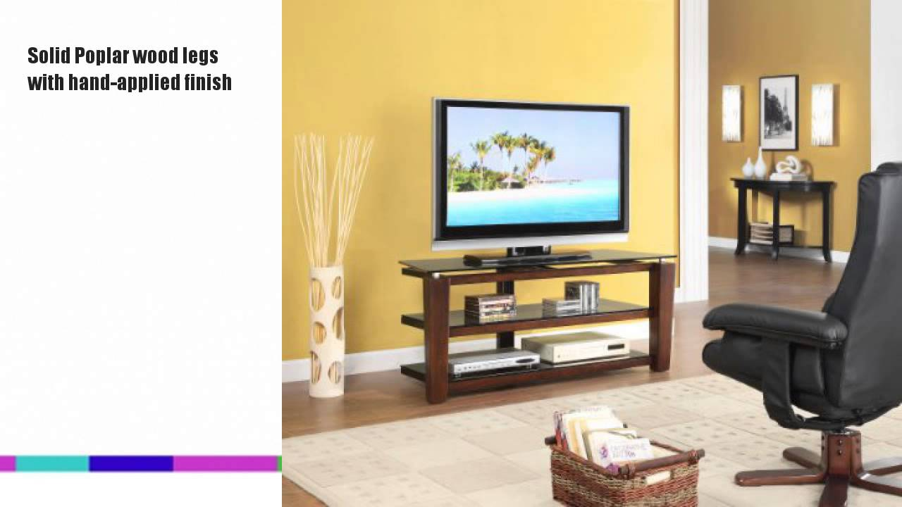 Whalen Furniture 3 In 1 Tv Stand