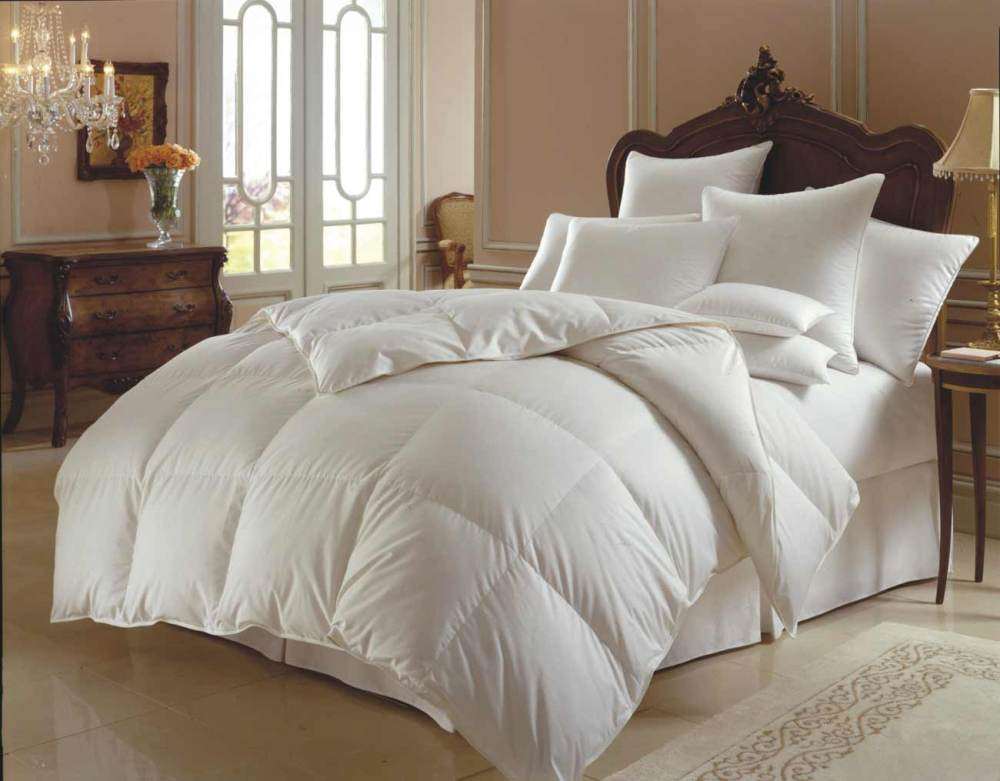 White Bed Comforter Sets