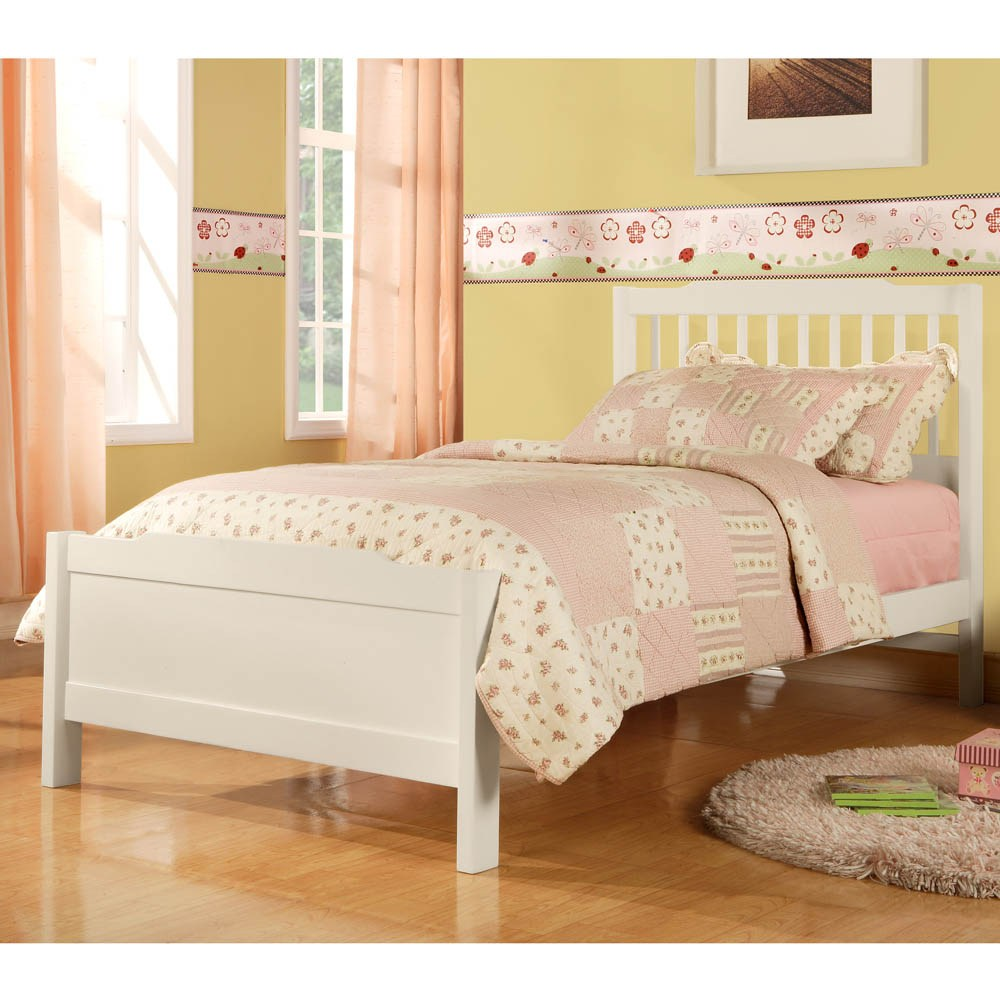 White Beds For Kids