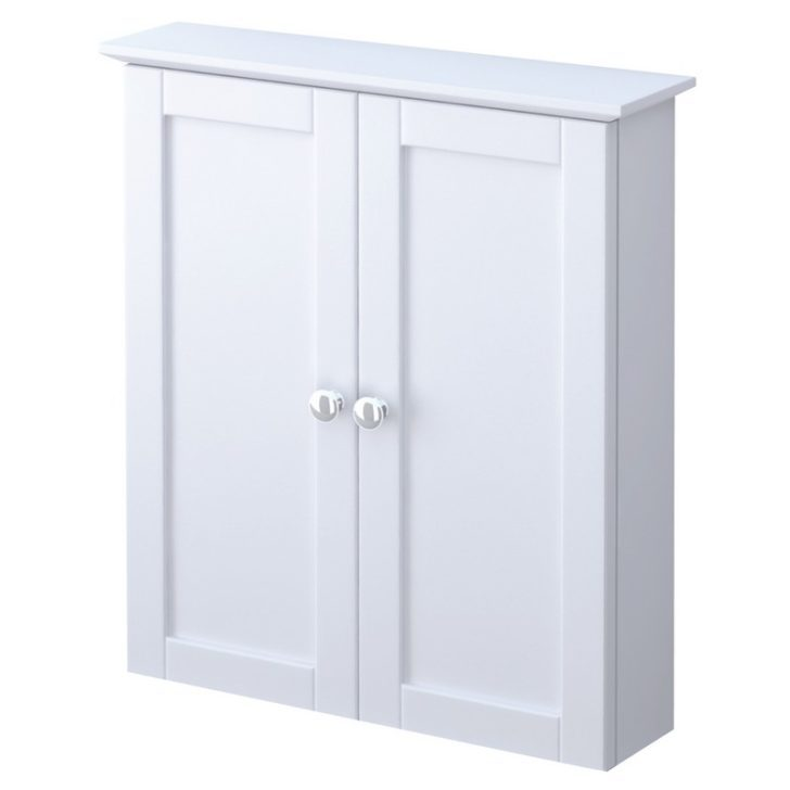 White Cabinet For Bathroom Storage