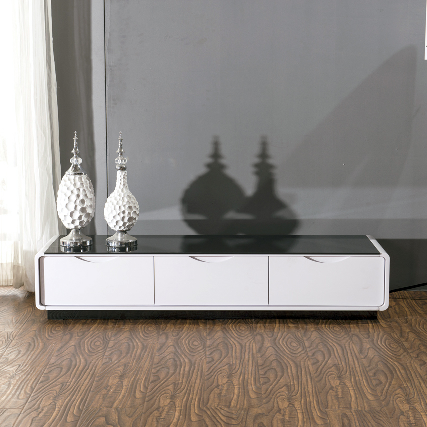 White Gloss Tv Stand Cabinet