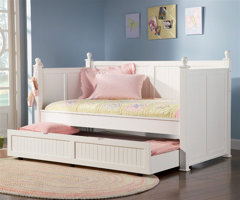 White Kids Day Bed
