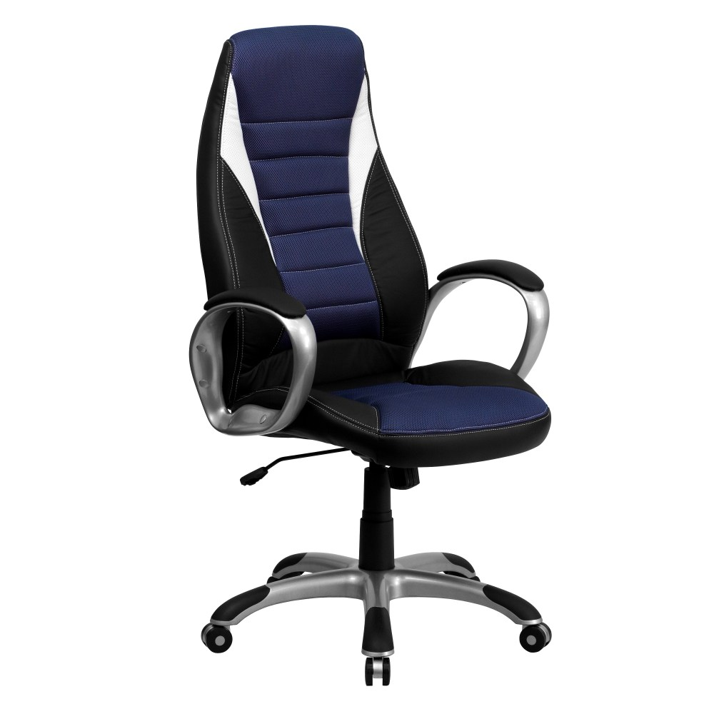 White Leather Office Chair Uk