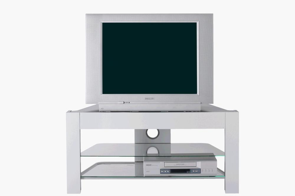 White Tv Stand With Mount