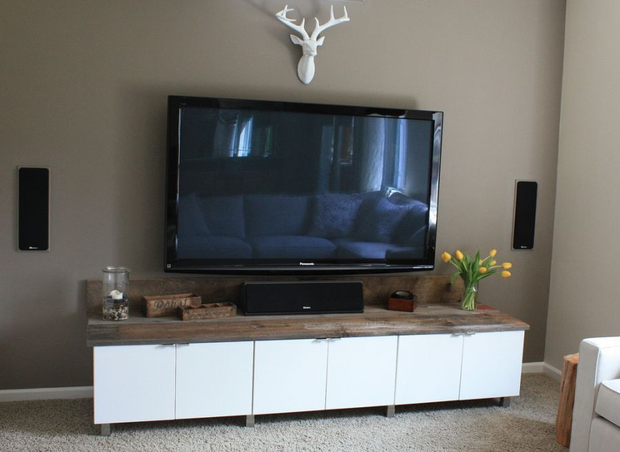 White Tv Stands Ikea