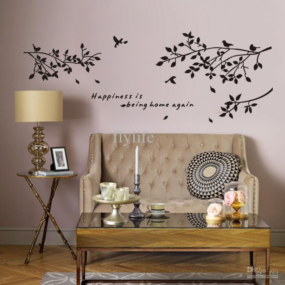 White Wall Decals Quotes