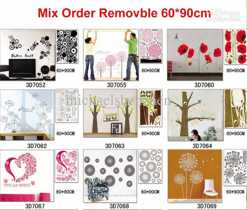 Wholesale Wall Decals Suppliers