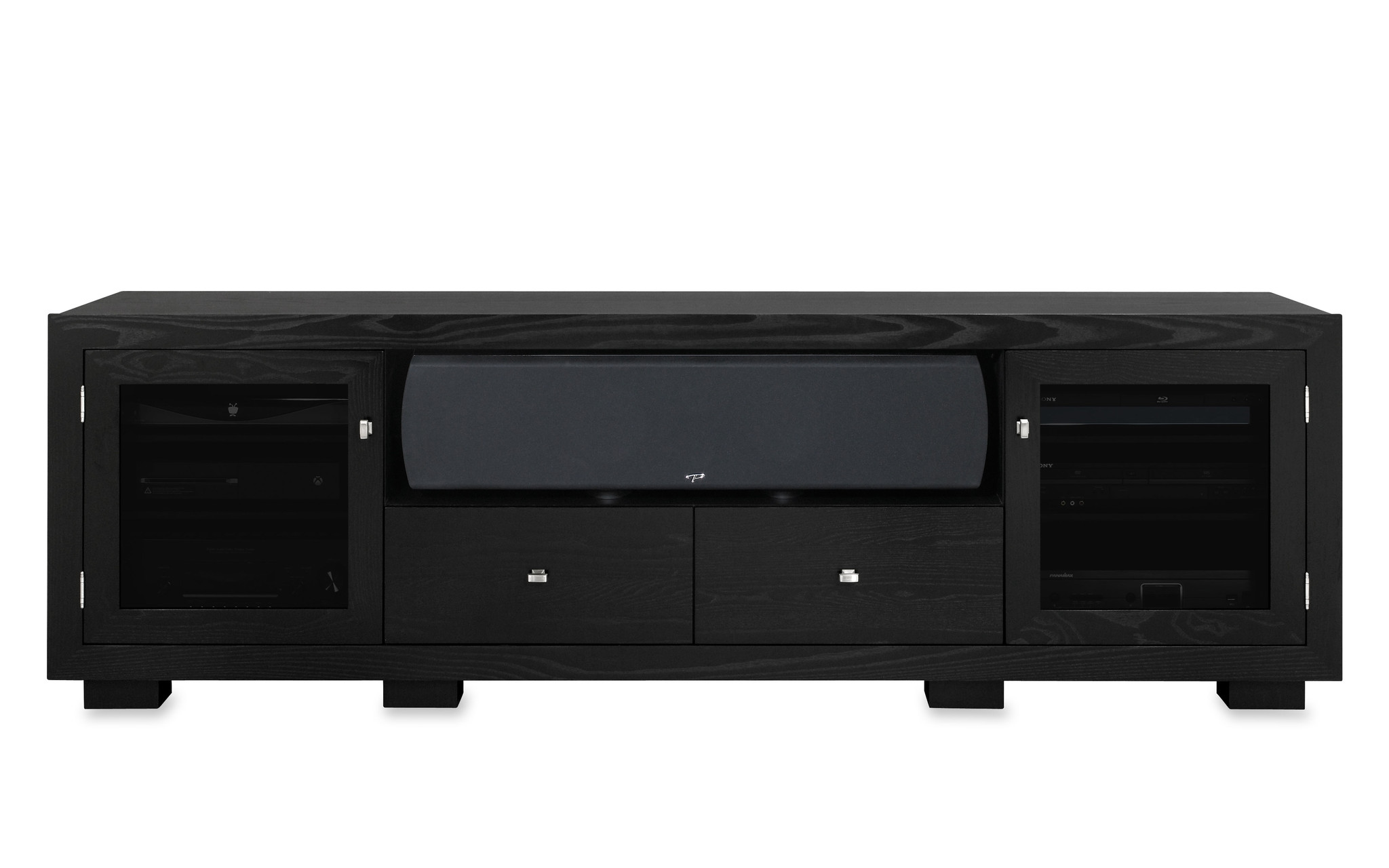 Wide Tv Stand Wood