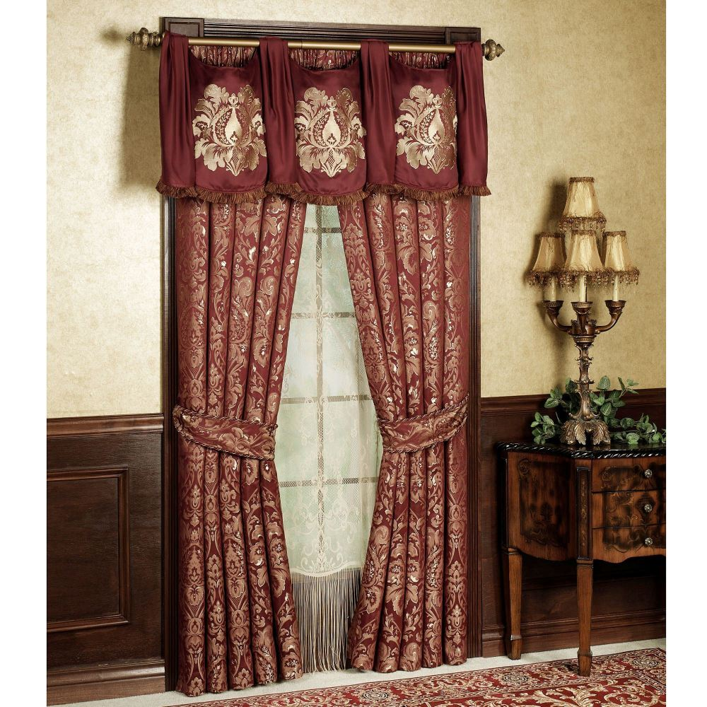 Window Swags And Valances
