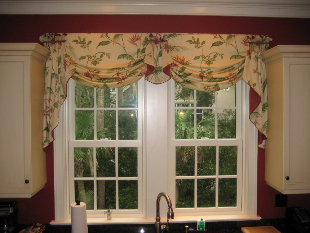 Window Treatments Valances