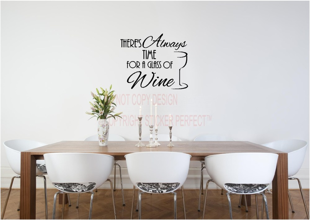 Wine Vinyl Wall Decals