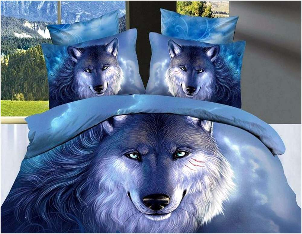 Wolf Bedding Sets Comforters