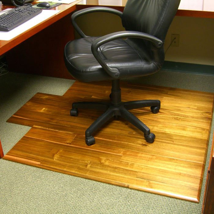 Wood Office Chair Mat