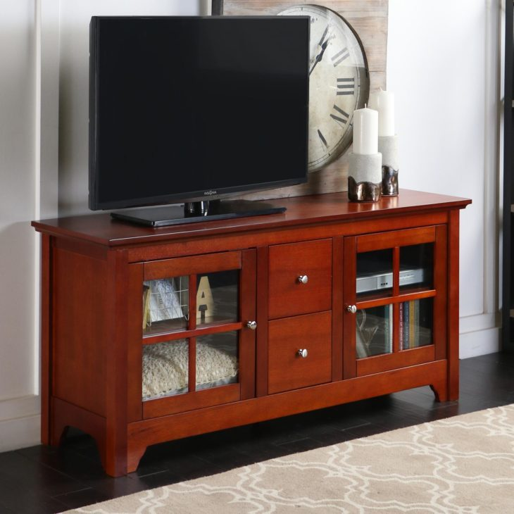 Wood Tv Stands With Mount