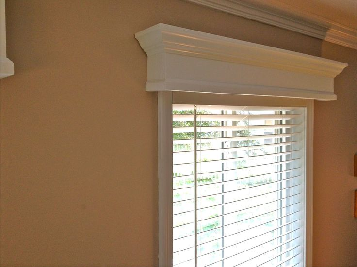 Wood Window Valance Plans