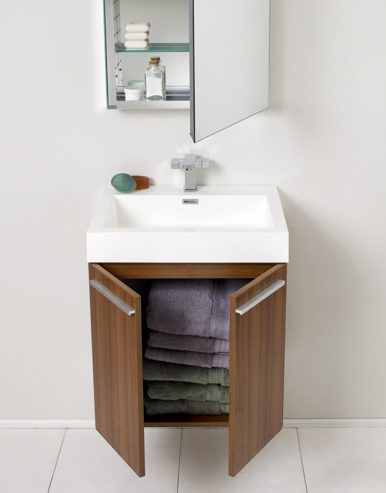 Wooden Bathroom Sink Cabinets