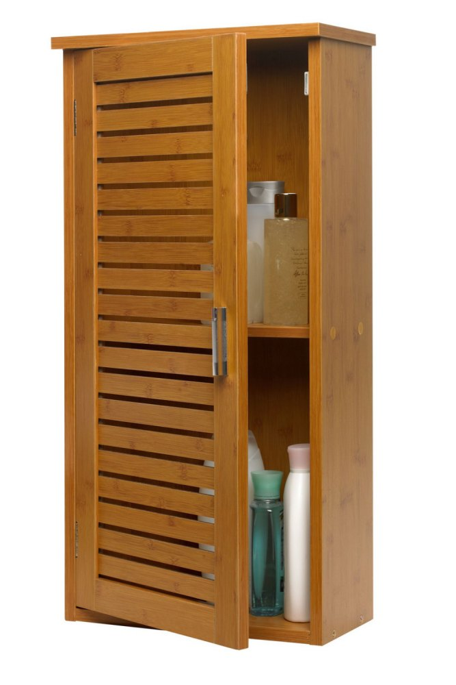 Wooden Bathroom Wall Cabinets
