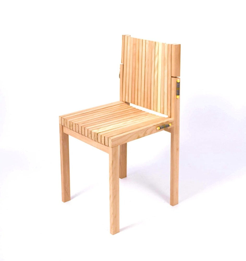 Wooden Office Chair Designs