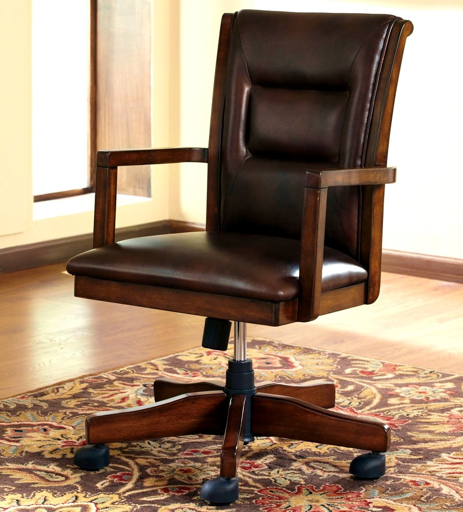 Wooden Office Chair Uk