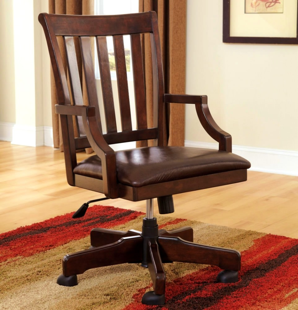 Wooden Office Chairs Uk