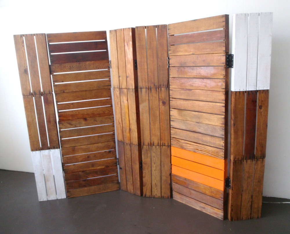 Wooden Room Divider Ideas