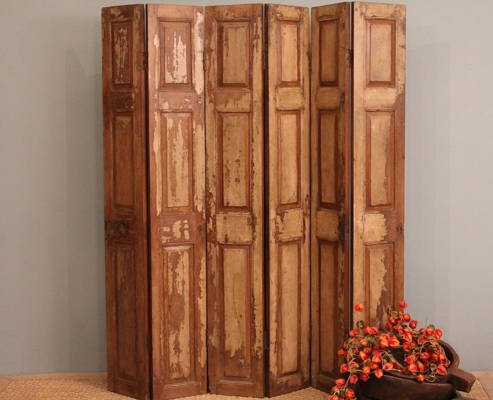 Wooden Screen Room Dividers
