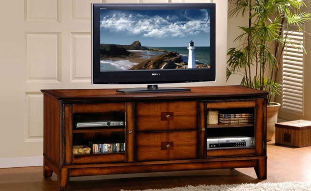 Wooden Tv Stand Images
