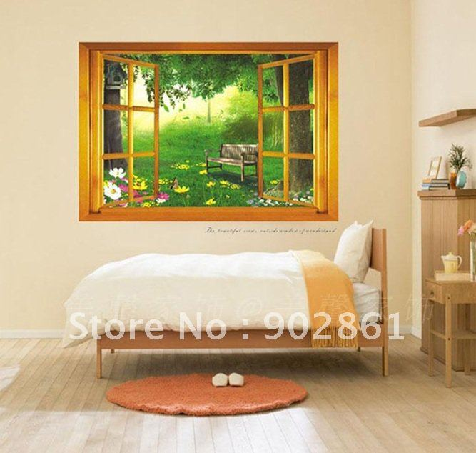 Woods Wall Decals