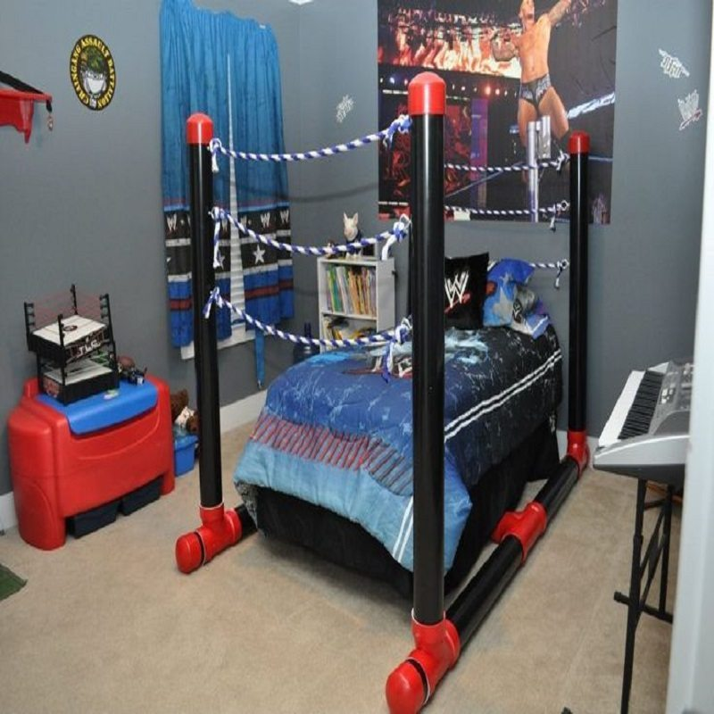 Wwe Kids Bedroom