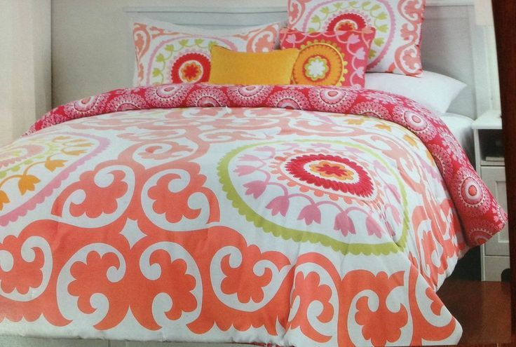 Xl Twin Comforter Sets For College