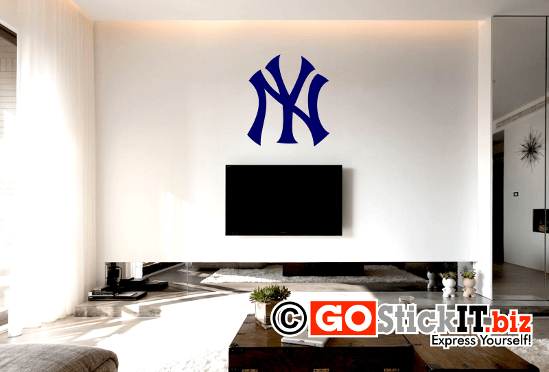 Yankee Wall Decals
