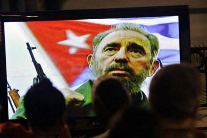 "Cuba : ""El comandante"" Fidel Castro est mort"