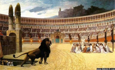 Vidéos : Des chrétiens dans l'empire romain