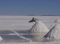 Désert de sel : dans quel pays?