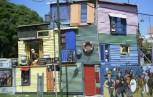 Quartier populaire d'une métropole latino américaine: où?
