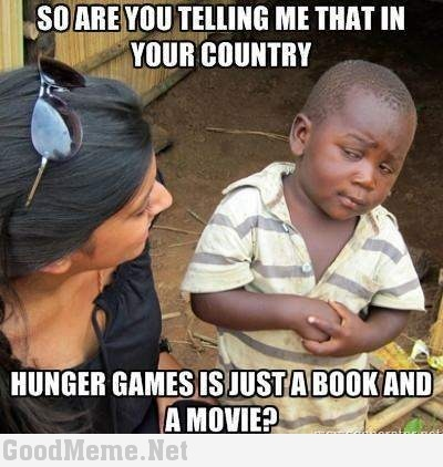 Hunger Games Is More Than Battle Royale With Cheese Zosha Millman