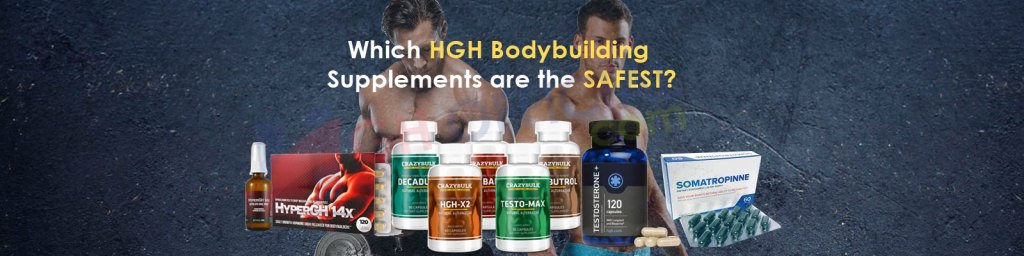 5 Best HGH Supplements Featured
