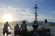 docking in tahiti