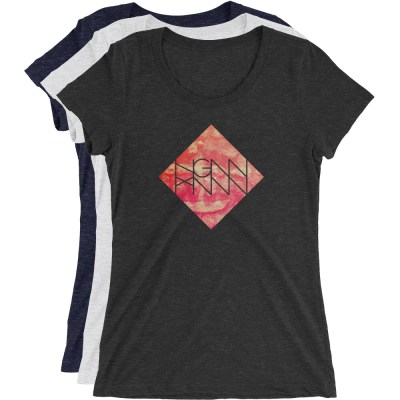 C211: BRICKS (LADIES TEE)