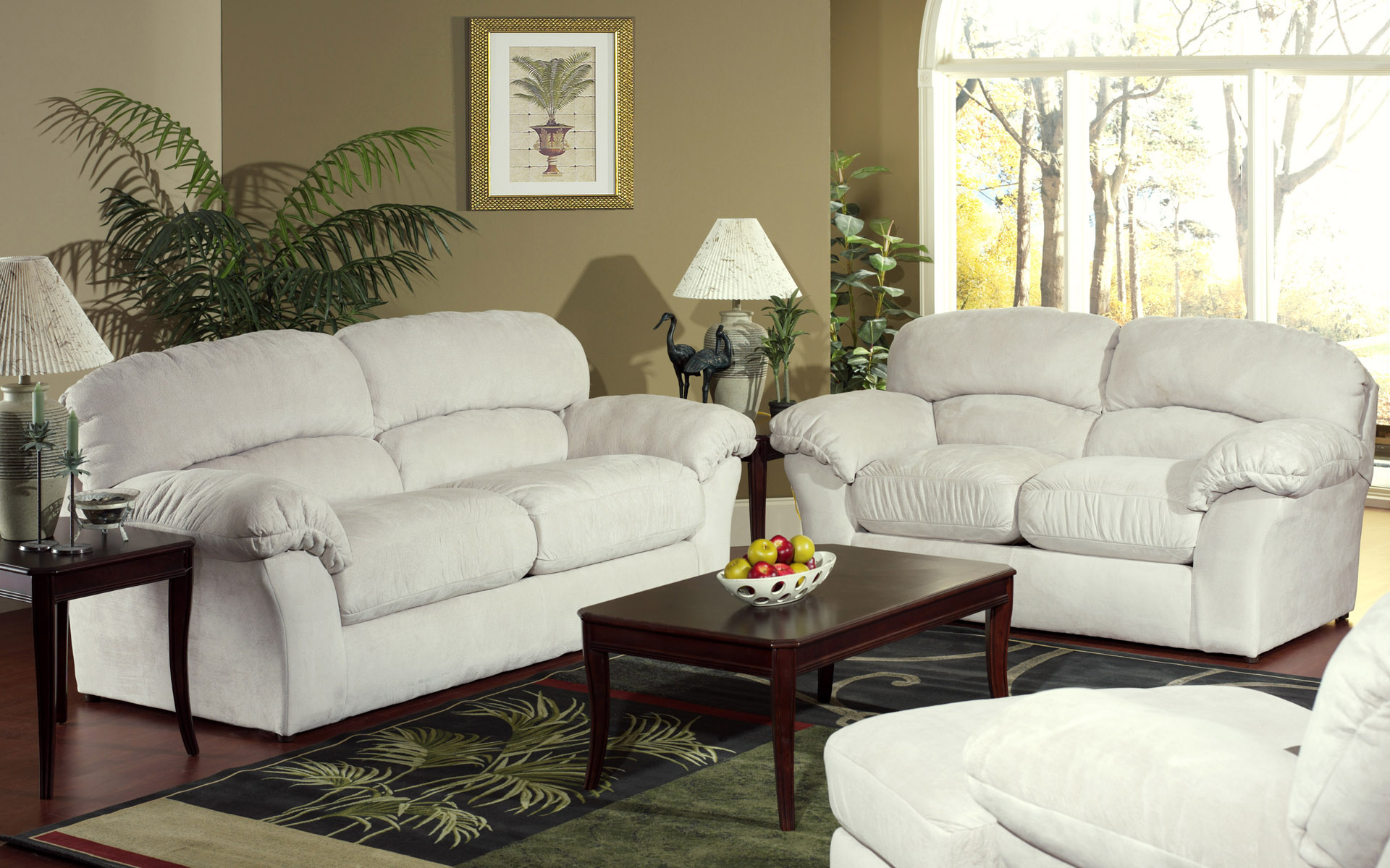 15 Awesome White Living Room Furniture For Your Living Space