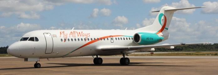 FlyAllWays is coming to Guyana