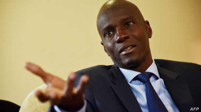 Haiti's assassinated president Jovenel Moise