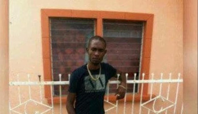 Dellon Thorn allegedly jumped over the Demerara Harbour Bridge, and drowned
