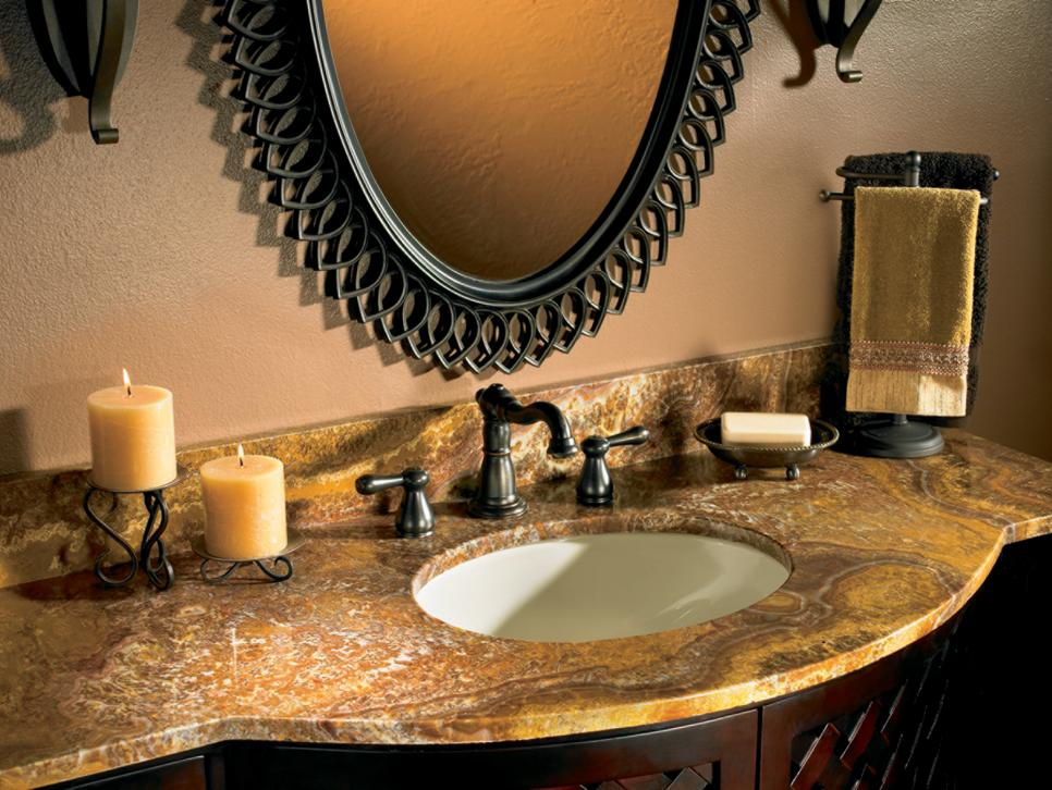 Bathroom Countertop Styles And Trends HGTV
