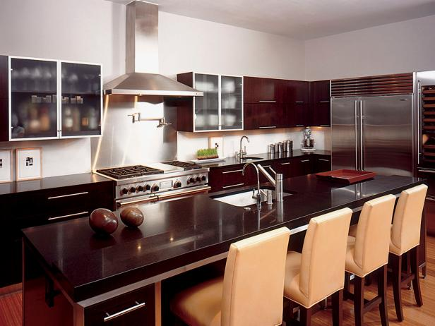 Kitchens With Islands HGTV