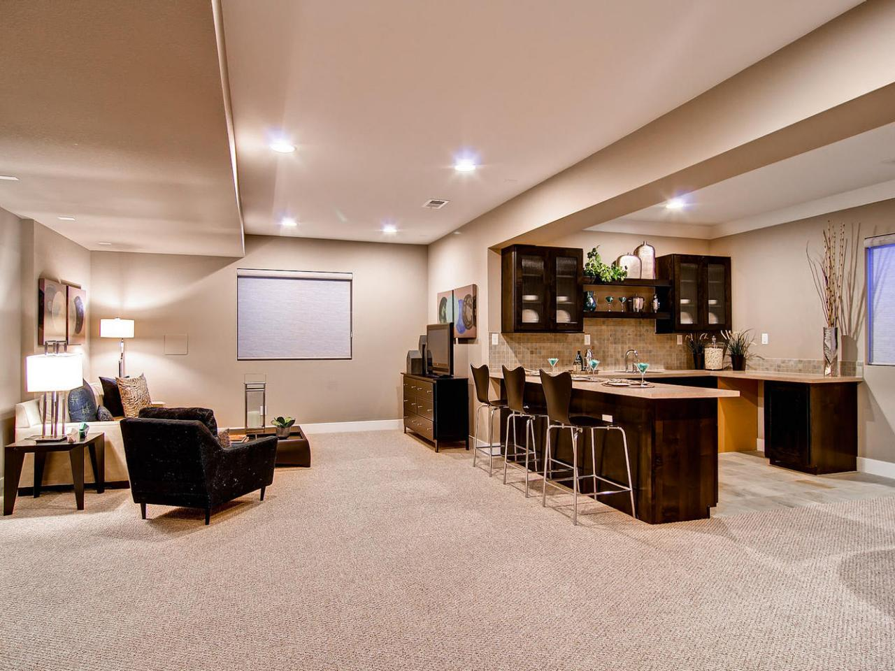 Basement Bar Ideas And Designs: Pictures, Options & Tips